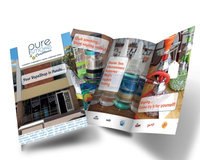 Pure Smoke Caribbean Brochure